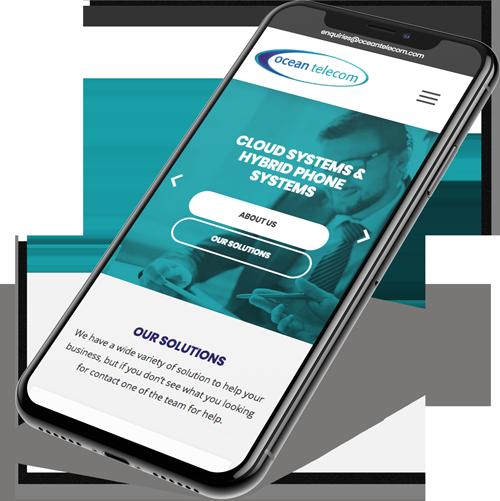 business mobiles - business mobile phone providers - Ocean Telecom